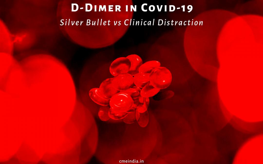 D-dimer in Covid-19
