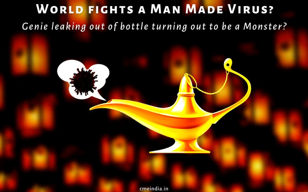 Covid-19: Mam-made virus?