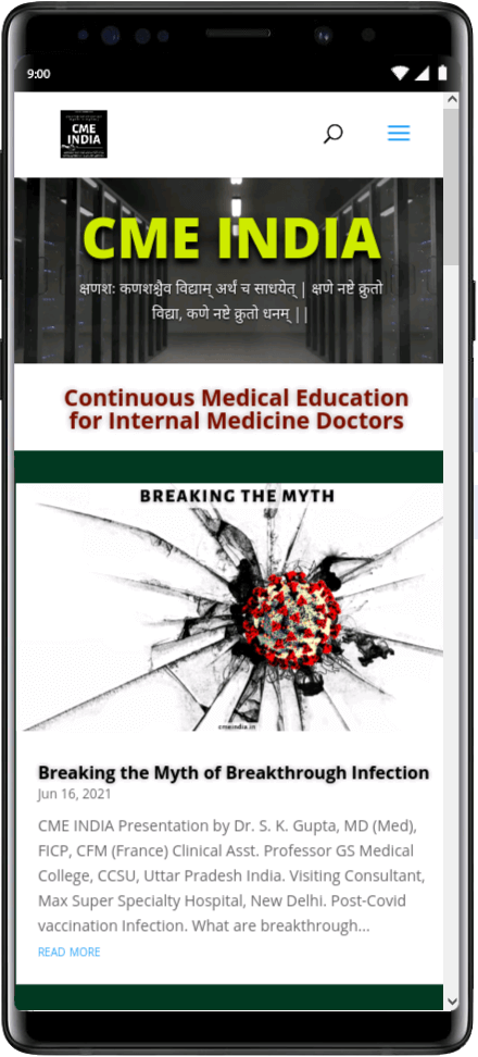 Preview - Breaking the Myth of Breakthrough Infection