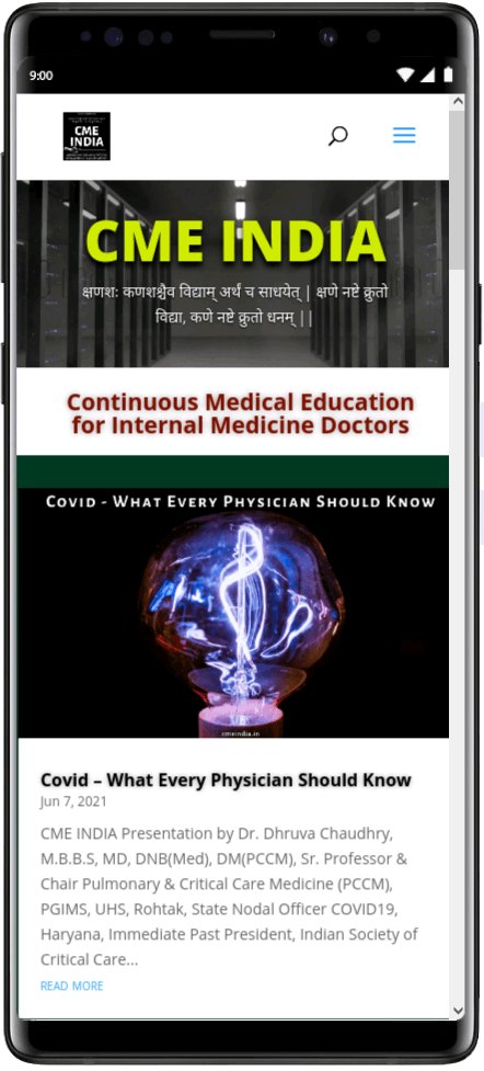 Preview - Covid - What Every Physician Should Know