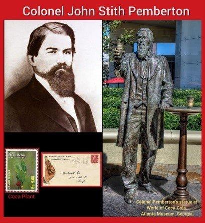 Colonel. John Stith Pemberton