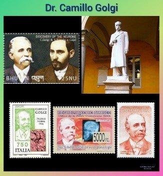 Dr. Camillo Golgi