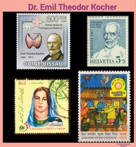 Dr. Emil Theodor Kocher