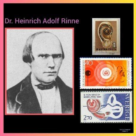 Dr. Heinrich Adolf Rinne