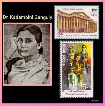 Dr. Kadambini Ganguly