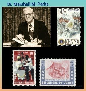 Dr. Marshall M. Parks
