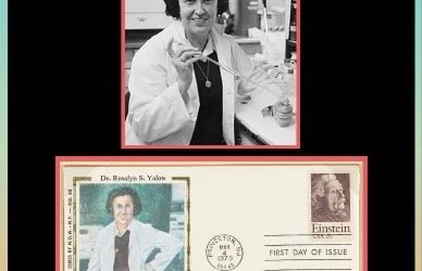 History Today in Medicine – Dr. Rosalyn S. Yalow