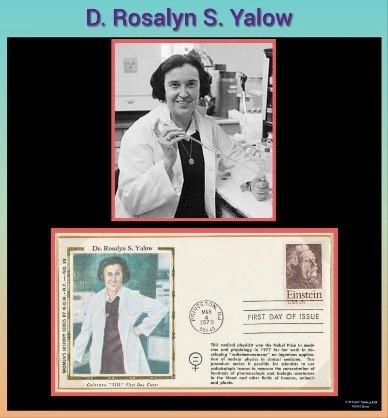 Dr. Rosalyn S. Yalow