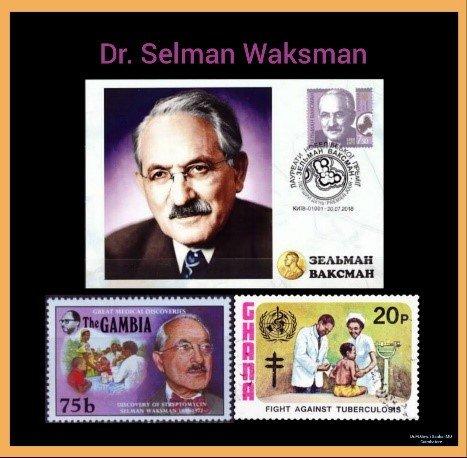 Dr. Selman Waksman