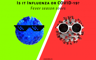 Is It Influenza Or COVID-19? Fever Season Soars