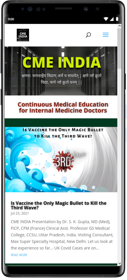 Preview - Is Vaccine the Only Magic Bullet to Kill the Third Wave?