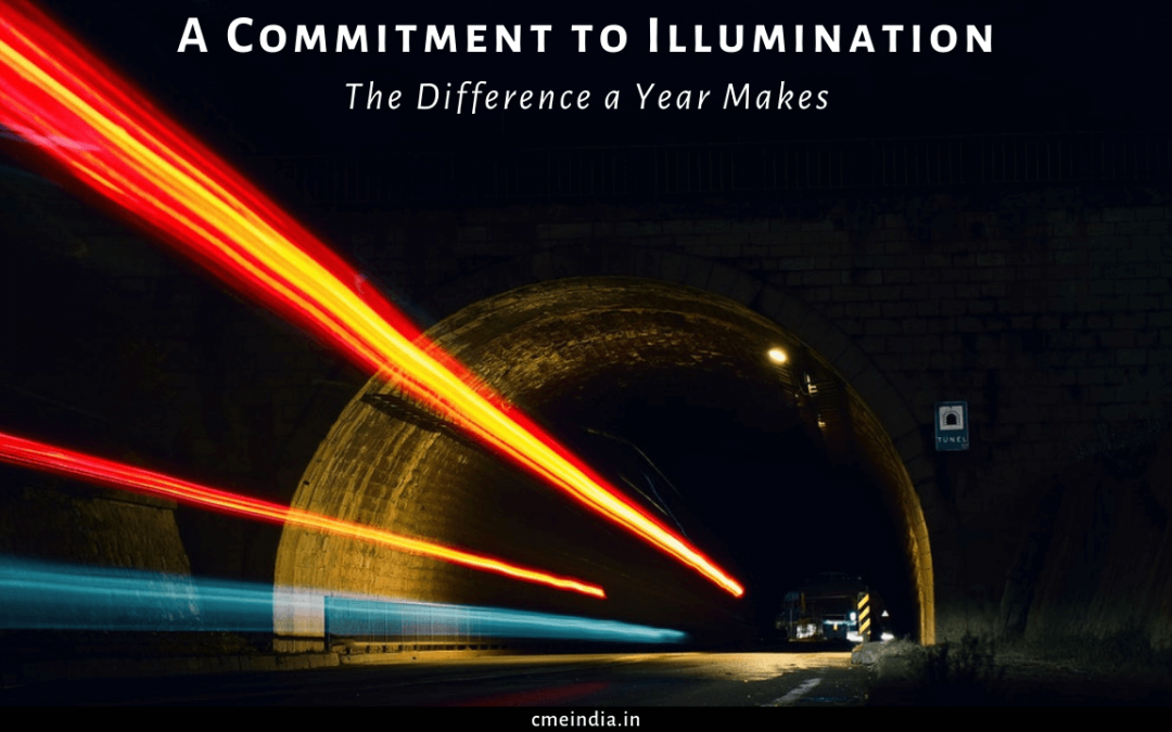 A Commitment to Illumination - CME INDIA soft launch 1 year anniversary
