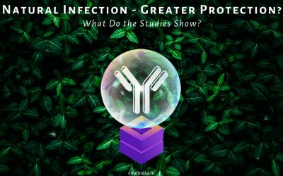New Studies Show Natural Infection Provides Greater Protection Than (Pfizer) Vaccination: How to Translate?