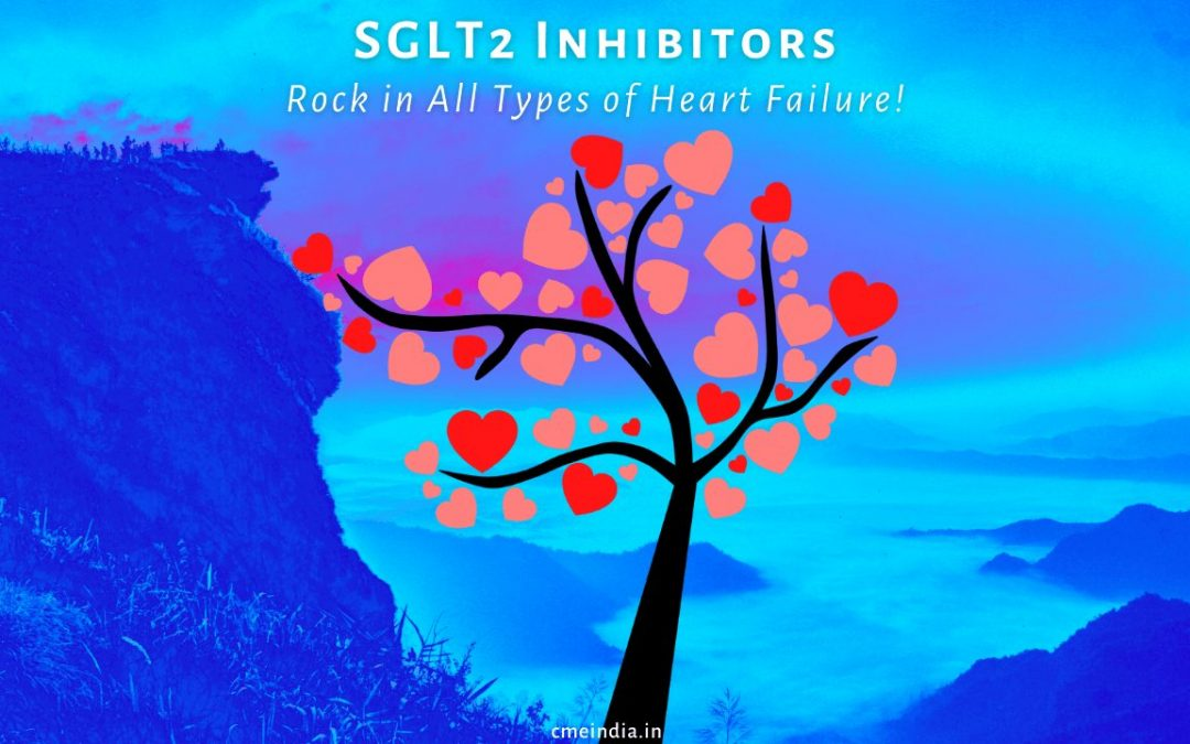 SGLT2 Inhibitors - Rock in All Types of Heart Failure!