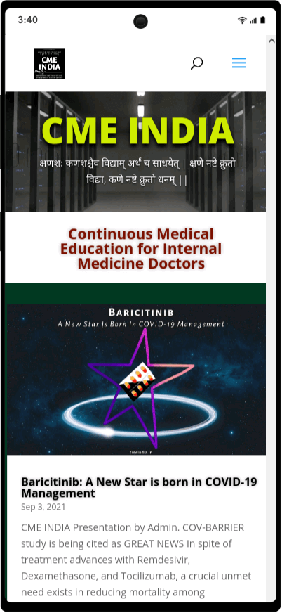 Preview - Baricitinib: A New Star is born in COVID-19 Management