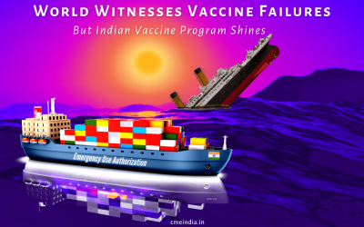 World Witnesses Vaccine Failures but Indian Vaccine Program Shines